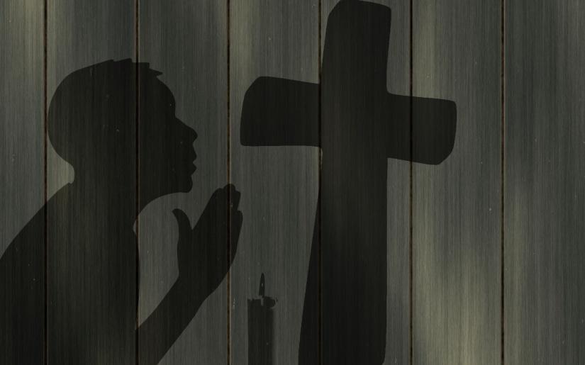Praying Silhouette 2 courtesy of Kai Stachowiak